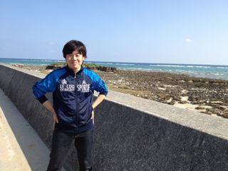 13/03/09 海に国境はない 慶良間、奥武島