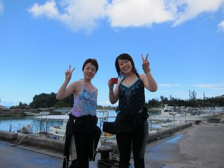 13/07/02 本格的な夏到来!! 真栄田岬