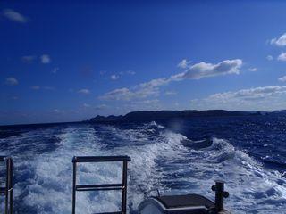 14/01/29 南風で晴れた日の沖縄本島ってどんな感じ!? 慶良間