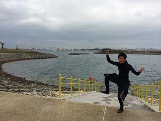 14/03/03 どうした?沖縄!? 慶良間、波の上緑地