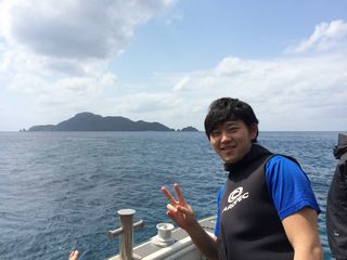 14/03/06 世界が恋する海 慶良間
