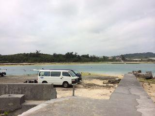 14/03/28 のんびりとした時間が流れています 奥武島