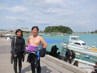 14/04/08 アドバンス認定!! 真栄田岬