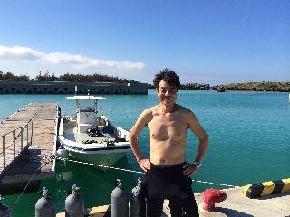 14/10/21 最近、水中の写真がありません・・。 万座