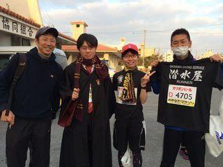 15/02/15 42.195kmを走った先にあるもの 沖縄マラソン