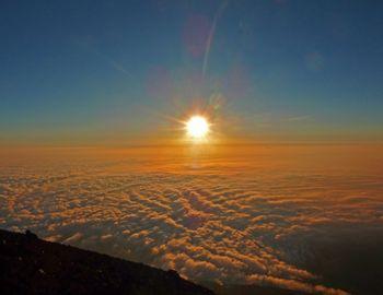 富士登山!! 富士五湖ダイビング!! 伊豆、地形の雲見・大物の神子元!! 僕の夏休みツアー!!