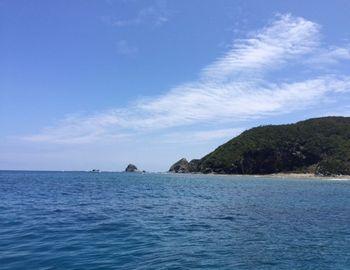 15/07/16 台風11号が本州を直撃しますね。 慶良間