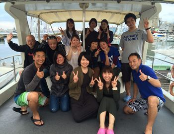 潜水屋6周年パーティー!!
