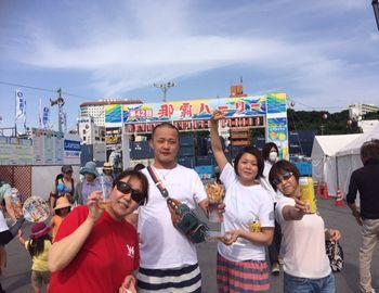 16/05/4 記念ダイブにお祭りに! 慶良間