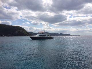 17/01/24 沖縄にも冬は来るんですね。 慶良間