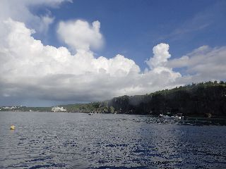 17/07/08 トップ・シーズンでダイビング日和 慶良間、万座、真栄田岬