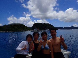 体験ダイビング!!