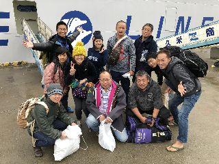 久米島ツアー!!