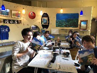 19/03/04 オープンウォーター講習!クラスルーム! 沖縄本島