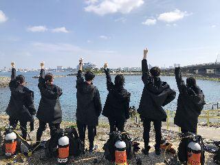 19/03/05 太陽の日差しが暖かい!! 那覇シーサイドパーク