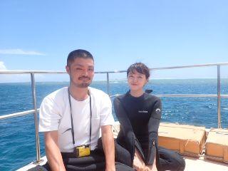 19/08/25 本日は講習Day!! チービシ、慶良間