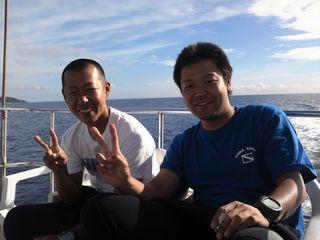 12/09/05 ドリフトとのんびり 慶良間&砂辺No1