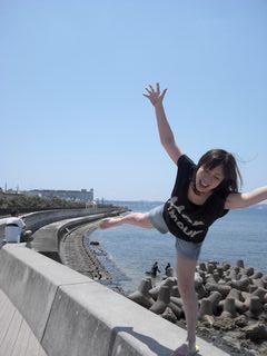 13/04/15 久々の砂辺! 砂辺カリフォルニア