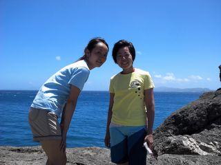 13/07/13 台風でも潜れる海があるんです 真栄田
