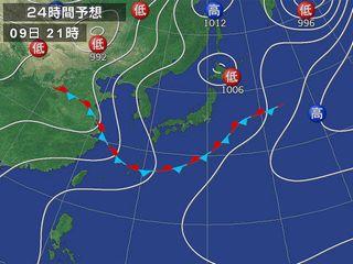 12/07/09 久々の雨 真栄田岬
